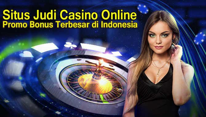 promo bonus casino online